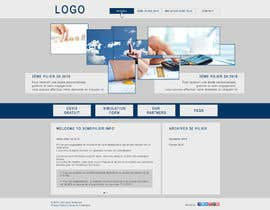 Nro 3 kilpailuun I need a mockup for my website käyttäjältä gk1713
