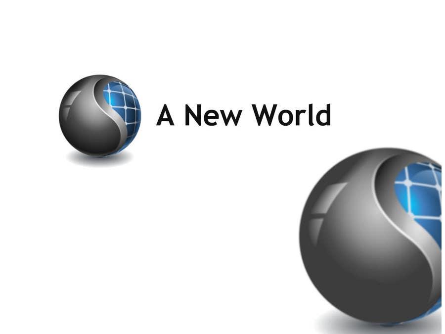 Konkurrenceindlæg #3 for Design a Logo for A New World