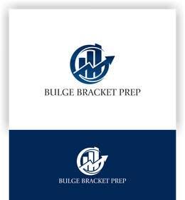 #31 untuk Design a Logo for Bulge Bracket Prep oleh eugentita