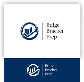 #88 untuk Design a Logo for Bulge Bracket Prep oleh eugentita