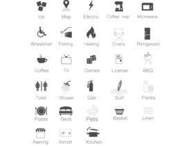 #22 untuk Design some Icons for my website oleh sarfarazk