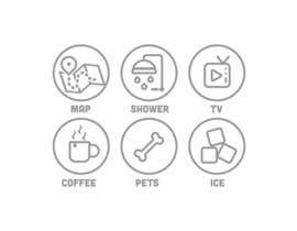 #5 untuk Design some Icons for my website oleh NikWB