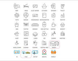 #25 untuk Design some Icons for my website oleh NikWB