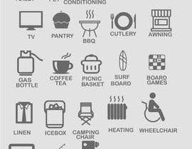 #23 untuk Design some Icons for my website oleh nishantjain21