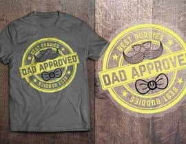 #30 for Original Unique Father's Day T-Shirt Design af GautamHP