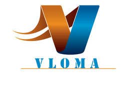 Awais5864 tarafından Design a Logo for Vloma.com için no 129