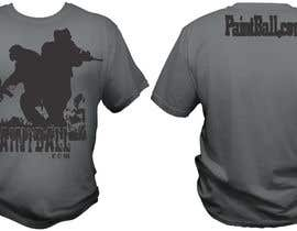 #87 untuk Design a T-Shirt for PaintBall.com oleh bacujkov