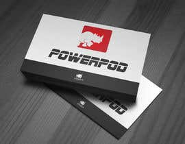 #126 for Design a Logo for POWERPOD af sandwalkers