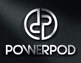 #83 for Design a Logo for POWERPOD af Babubiswas