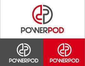 #87 for Design a Logo for POWERPOD af Babubiswas