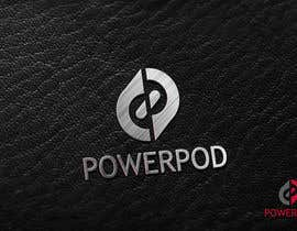 #94 for Design a Logo for POWERPOD af Babubiswas