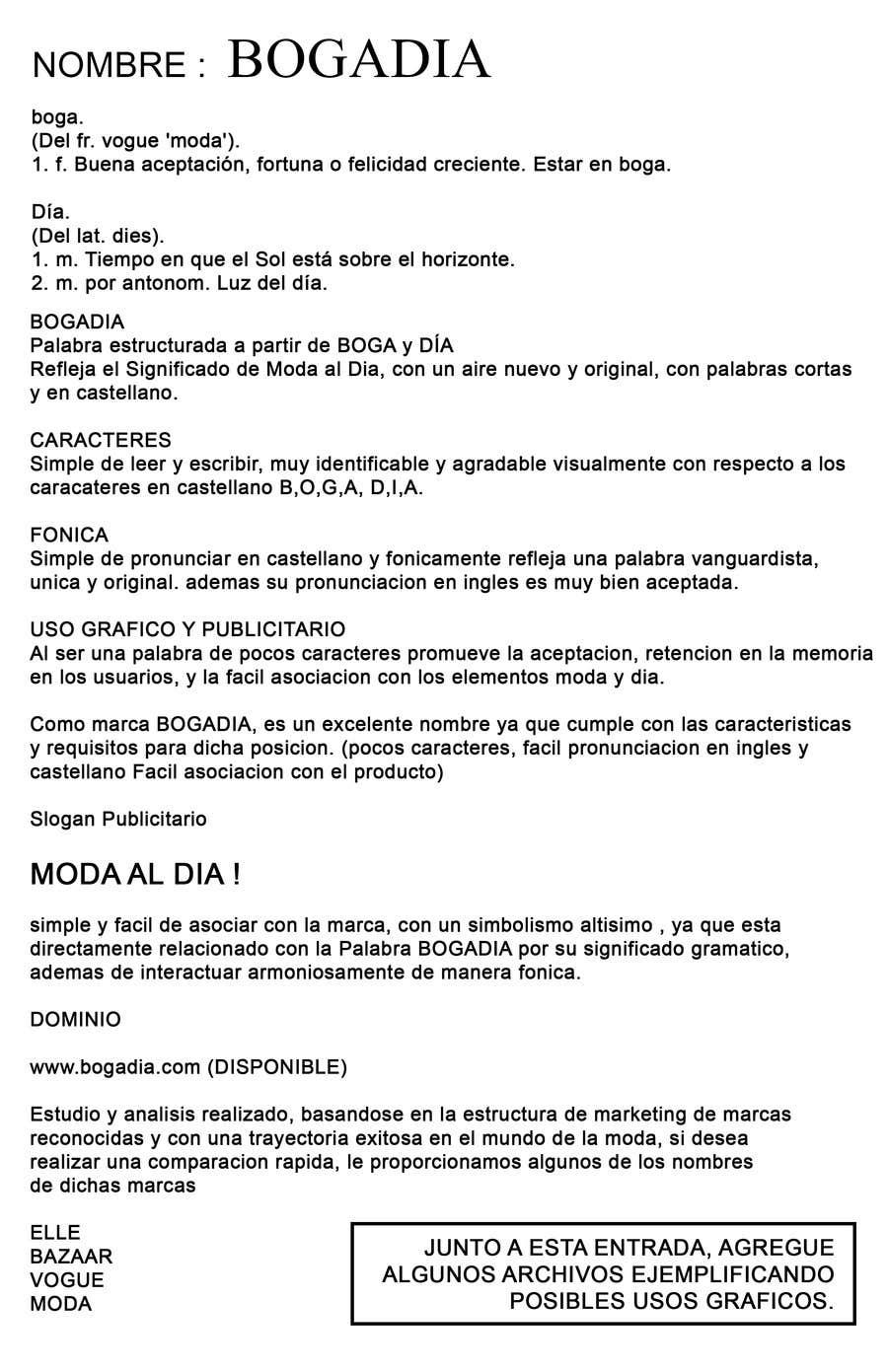 Entry #41 by publismart for Nombre para red social y revista de moda ...