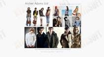 Graphic Design Natečajni vnos #16 za Design The Coolest Clothing Shop Landing Page in the World!