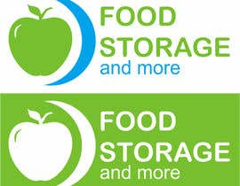 #53 for Design a Logo for a Food Storage Website af wahyuguntara5