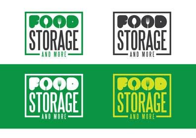 #64 untuk Design a Logo for a Food Storage Website oleh TangaFx
