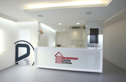 #12 cho Design a Logo for Gilbertson Door Systems bởi walijah