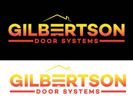 #44 cho Design a Logo for Gilbertson Door Systems bởi umamaheswararao3