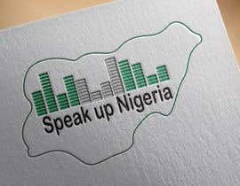 #192 para Design a Logo for Speak up Nigeria, por open2010