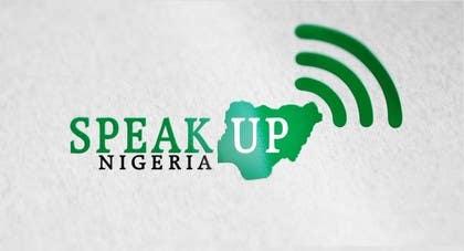 #164 cho Design a Logo for Speak up Nigeria, bởi ekanshnigam