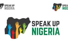 #95 para Design a Logo for Speak up Nigeria, por umamaheswararao3