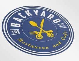 "#75 untuk Diseñar un logotipo para Restaurant Café ""The Backyard"" oleh hebahigazy"