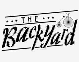 "#37 untuk Diseñar un logotipo para Restaurant Café ""The Backyard"" oleh Orne182"