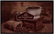 "Bài tham dự #25 về Graphic Design cho cuộc thi Diseñar un logotipo para Restaurant Café ""The Backyard"""