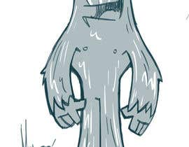 GeorgeMiho tarafından Create our Mud Monster Mascot  Animation için no 4