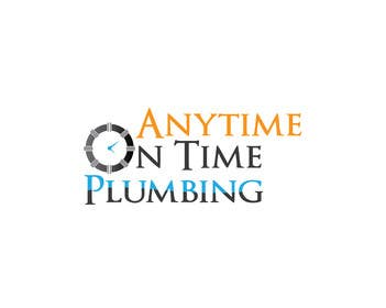 feroznadeem01 tarafından Design a Logo for Anytime On Time Plumbing için no 29