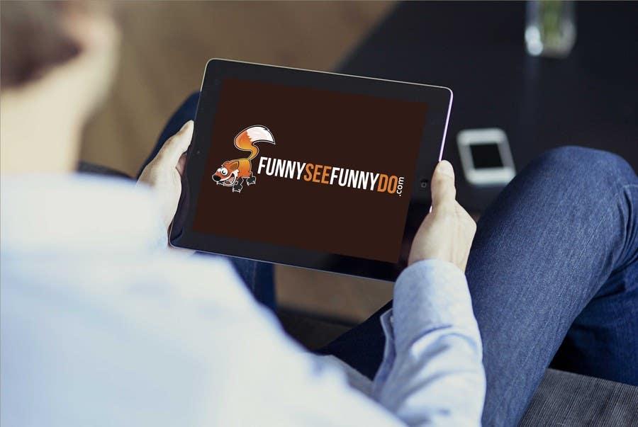 Kilpailutyö #69 kilpailussa Design a Logo for FunnySeeFunnyDo.com