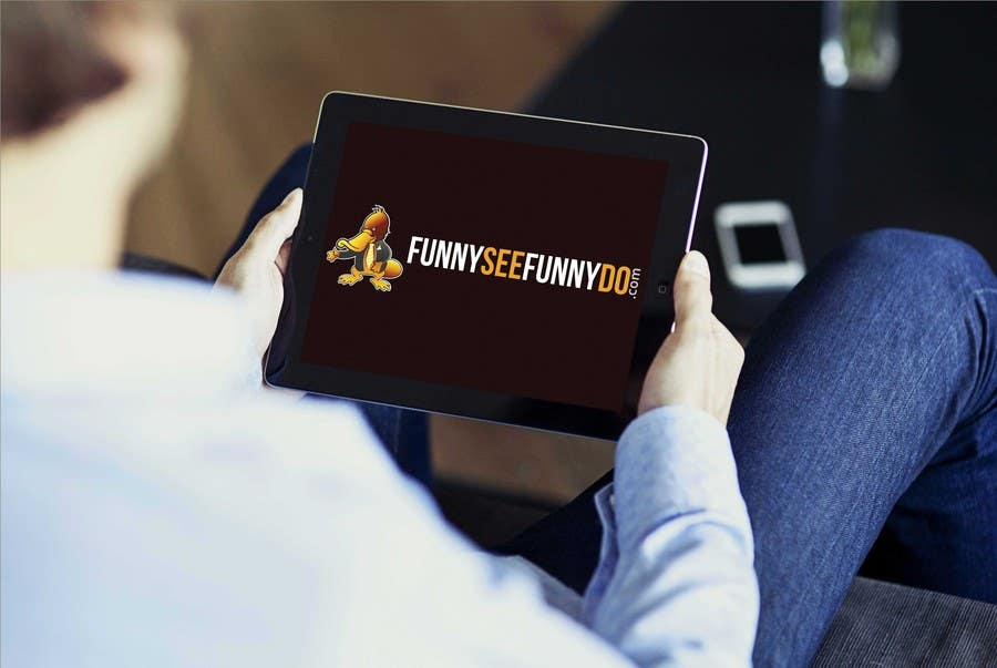 Kilpailutyö #73 kilpailussa Design a Logo for FunnySeeFunnyDo.com