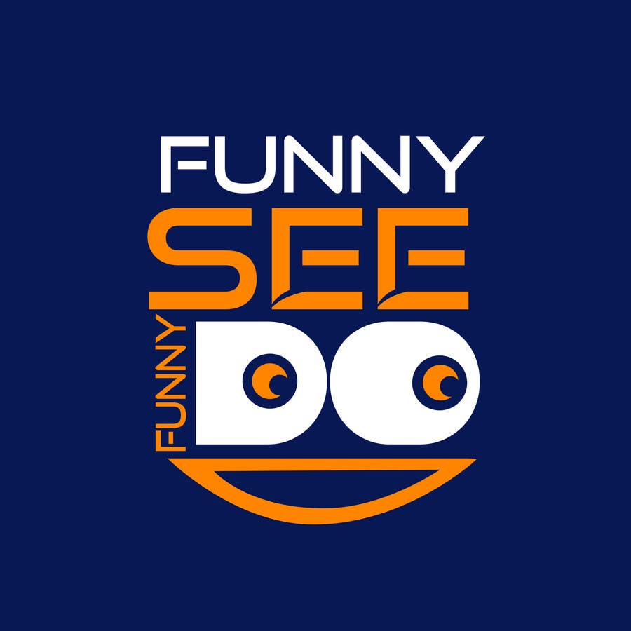 Kilpailutyö #26 kilpailussa Design a Logo for FunnySeeFunnyDo.com