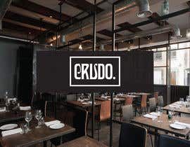 #60 cho Design a Modern Logo for Crudo bởi Gulayim