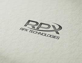 #92 para Design a Logo for RPX Technologies, Inc por mamunfaruk