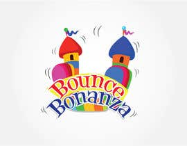 #75 for Design a Logo for Bounce Bonanza by leovbox