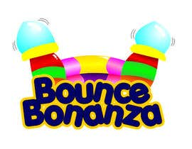 #158 for Design a Logo for Bounce Bonanza by Nthabiseng1