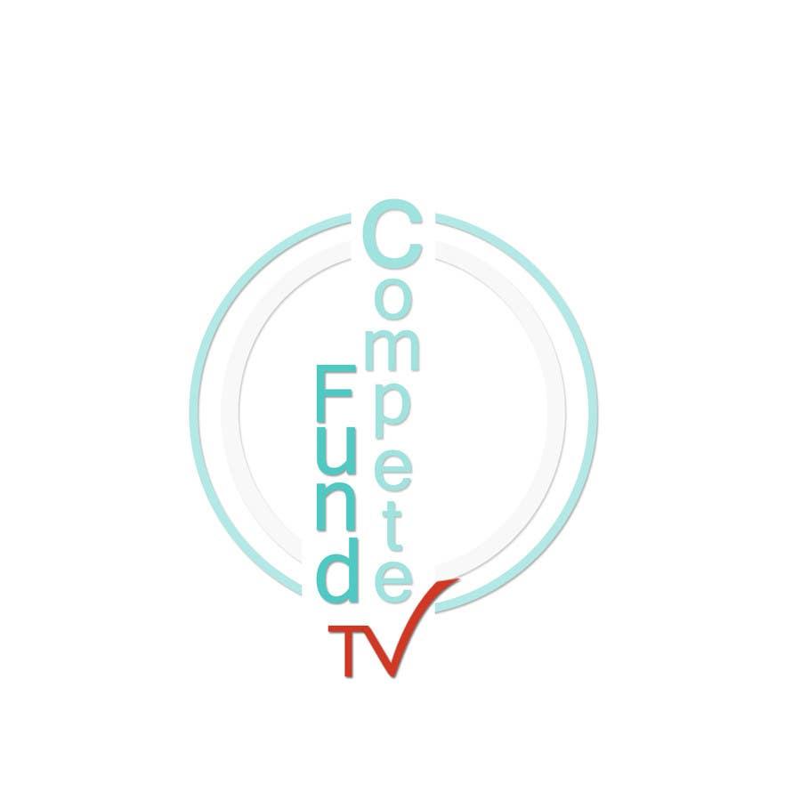Kilpailutyö #37 kilpailussa Design a Logo for CompeteFundTV