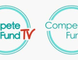 #41 para Design a Logo for CompeteFundTV por technickal1