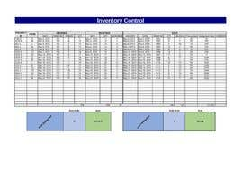 #17 cho Do some Excel Work for Company to manage inventory bởi naveedmayar