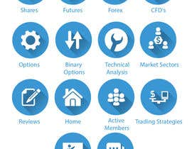 #4 for Design some Icons for a stockmarket website by Tharaka1
