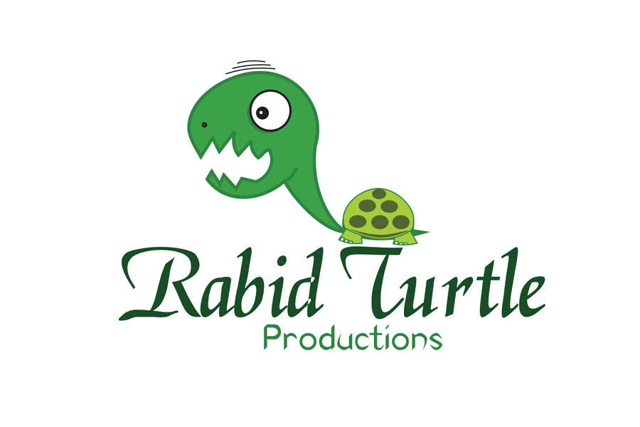 Contest Entry #                                        117                                      for                                         Logo Design for Rabid Turtle Productions