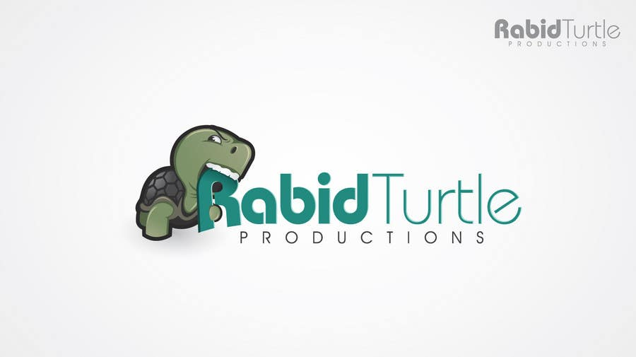 Contest Entry #                                        120                                      for                                         Logo Design for Rabid Turtle Productions