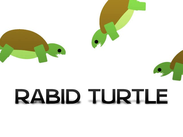 Contest Entry #                                        75                                      for                                         Logo Design for Rabid Turtle Productions
