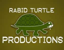 #8 cho Logo Design for Rabid Turtle Productions bởi joka232
