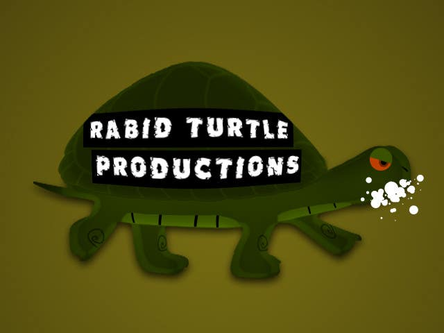 Contest Entry #                                        45                                      for                                         Logo Design for Rabid Turtle Productions