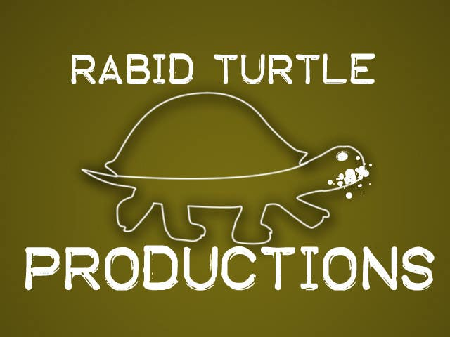 Contest Entry #                                        9                                      for                                         Logo Design for Rabid Turtle Productions