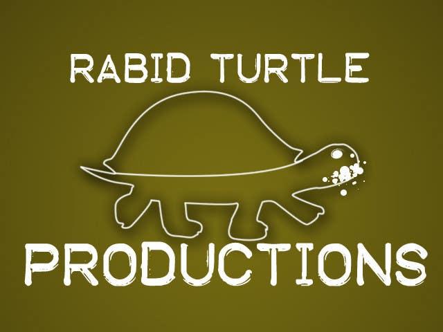 Penyertaan Peraduan #9 untuk Logo Design for Rabid Turtle Productions
