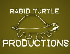 #9 for Logo Design for Rabid Turtle Productions by joka232