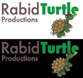 Contest Entry #                                        144                                      for                                         Logo Design for Rabid Turtle Productions