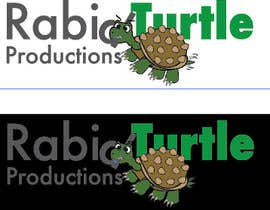 #138 for Logo Design for Rabid Turtle Productions af LynnN